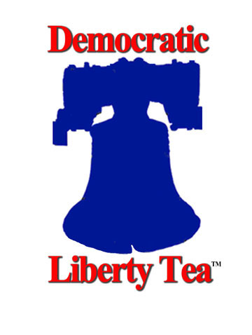 Democratic Liberty Tea Registered Trademark Logo